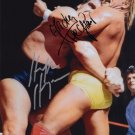 ANDRE THE GIANT & HULK HOGAN SIGNED PHOTO 8X10 RP AUTOGRAPHED WWF WWE