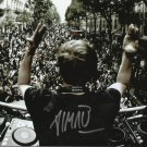 DJ AVICII SIGNED POSTER PHOTO 8X10 RP AUTOGRAPHED LONESOME TOGETHER