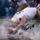 QUENTON NELSON SIGNED PHOTO 8X10 RP AUTOGRAPHED NOTRE DAME FOOTBALL !