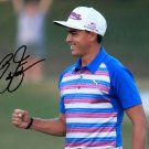 RICKIE FOWLER SIGNED PHOTO 8X10 RP AUTOGRAPHED PGA GOLF