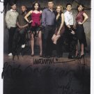 ONE TREE HILL FULL CAST SIGNED PHOTO 8X10 RP AUTOGRAPHED