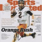 MASON RUDOLPH SIGNED PHOTO 8X10 RP AUTOGRAPHED PITTSBURGH STEELERS ROOKIE QB