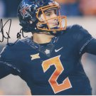 MASON RUDOLPH SIGNED PHOTO 8X10 RP AUTOGRAPHED PITTSBURGH STEELERS ROOKIE QB *