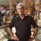 ANTHONY BOURDAIN SIGNED PHOTO 8X10 RP AUTOGRAPHED * PARTS UNKNOWN *