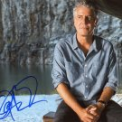 ANTHONY BOURDAIN SIGNED PHOTO 8X10 RP AUTOGRAPHED * PARTS UNKNOWN **