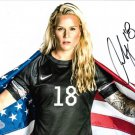 ASHLYN HARRIS SIGNED PHOTO 8X10 RP AUTOGRAPHED WOMENS USA SOCCER WORLD CUP