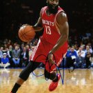 JAMES HARDEN SIGNED PHOTO 8X10 RP AUTOGRAPHED HOUSTON ROCKETS