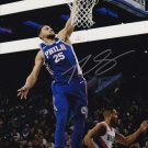 BEN SIMMONS SIGNED PHOTO 8X10 RP AUTOGRAPHED PHILADELPHIA 76ERS ROOKIE