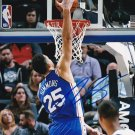 BEN SIMMONS SIGNED PHOTO 8X10 RP AUTOGRAPHED PHILADELPHIA 76ERS ROOKIE *