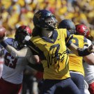 WILL GRIER SIGNED PHOTO 8X10 RP AUTOGRAPHED WEST VIRGINIA MOUNTANEERS