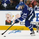 AUSTON MATTHEWS SIGNED PHOTO 8X10 RP AUTOGRAPHED * TORONTO MAPLE LEAFS