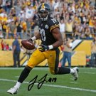 JUJU SMITH SCHUSTER SIGNED PHOTO 8X10 RP AUTOGRAPHED PITTSBURGH STEELERS