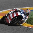NICKY HAYDEN SIGNED POSTER PHOTO 8X10 RP AUTOGRAPHED DRIVER