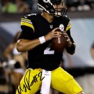 MASON RUDOLPH STEELERS SIGNED PHOTO 8X10 RP AUTOGRAPHED PITTSBURGH