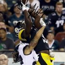 JAMES WASHINGTON STEELERS SIGNED PHOTO 8X10 RP AUTOGRAPHED PITTSBURGH