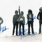 THE BAND SIGNED PHOTO 8X10 RP AUTOGRAPHED LEVON HELM ROBBIE ROBERTSON