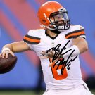 BAKER MAYFIELD SIGNED PHOTO 8X10 RP AUTOGRAPHED CLEVELAND BROWNS