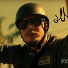 JD PARDO SIGNED PHOTO 8X10 RP AUTOGRAPHED SONS OF ANARCHY * THE MAYANS MC