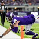ADAM THIELEN SIGNED PHOTO 8X10 RP AUTOGRAPHED MINNESOTA VIKINGS