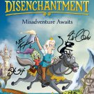 MATT GROENING SIGNED POSTER PHOTO 8X10 RP AUTOGRAPHED DISENCHANTMENT