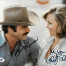BURT REYNOLDS SALLY FIELD SIGNED PHOTO 8X10 RP AUTOGRAPHED SMOKEY & THE BANDIT