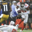 DENZEL WARD SIGNED PHOTO 8X10 RP AUTOGRAPHED CLEVELAND BROWNS