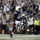 MILES SANDERS SIGNED PHOTO 8X10 RP AUTOGRAPHED PENN STATE