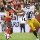 VANCE MCDONALD SIGNED PHOTO 8X10 RP AUTOGRAPHED STIFF ARM