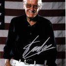 STAN LEE SIGNED PHOTO 8X10 RP AUTOGRAPHED MARVEL COMICS *