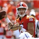 TREVOR LAWRENCE SIGNED PHOTO 8X10 RP AUTOGRAPHED CLEMSON TIGERS !!