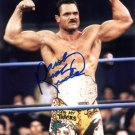 RICK RUDE SIGNED PHOTO 8X10 RP AUTOGRAPHED WWF WWE WRESTLING