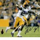 GREEDY WILLIAMS SIGNED PHOTO 8X10 RP AUTOGRAPHED LSU TIGERS