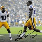 GREEDY WILLIAMS SIGNED PHOTO 8X10 RP AUTOGRAPHED LSU TIGERS FOOTBALL