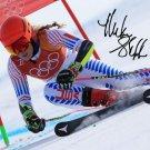 MIKAELA SHIFFRIN SIGNED PHOTO 8X10 RP AUTOGRAPHED WINTER OLYMPICS