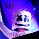DJ MARSHMELLO SIGNED POSTER PHOTO 8X10 RP AUTOGRAPHED CHRIS COMSTOCK DOTCOM