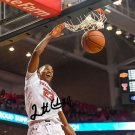 JARRETT CULVER SIGNED PHOTO 8X10 RP AUTOGRAPHED TEXAS TECH BASKETBALL !