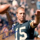 BART STARR SIGNED PHOTO 8X10 RP AUTOGRAPHED GREEN BAY PACKERS HOF