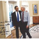 JOE BIDEN & BARACK OBAMA SIGNED PHOTO 8X10 RP AUTOGRAPHED DEMOCRAT