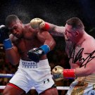 ANDY RUIZ JR SIGNED PHOTO 8X10 RP AUTOGRAPHED VS JOSHUA BOXING CHAMP