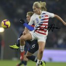 LINDSEY HORAN SIGNED PHOTO 8X10 RP AUTOGRAPHED FIFA WORLD CUP SOCCER