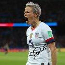 MEGAN RAPINOE SIGNED PHOTO 8X10 RP AUTOGRAPHED USA WOMENS SOCCER FIFA