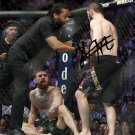 KHABIB NURMAGOMEDOV SIGNED PHOTO 8X10 RP AUTOGRAPHED VS CONOR MCGREGOR UFC