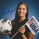 ALEX MORGAN SIGNED PHOTO 8X10 RP AUTOGRAPHED USA SOCCER FIFA