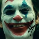 JOAQUIN PHOENIX SIGNED PHOTO 8X10 RP AUTOGRAPHED THE JOKER