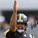 MASON RUDOLPH SIGNED AUTO PHOTO 8X10 RP AUTOGRAPHED PITTSBURGH STEELERS