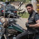 CLAYTON CARDENAS SIGNED PHOTO 8X10 RP AUTOGRAPHED * MAYANS MC ANGEL