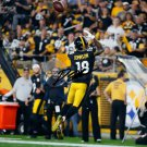 DIONTAE JOHNSON SIGNED PHOTO 8X10 RP AUTOGRAPHED PITTSBURGH STEELERS ROOKIE