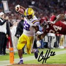 CLYDE EDWARDS-HELAIRE SIGNED PHOTO 8X10 RP AUTOGRAPHED LSU TIGERS