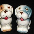 Smiling Dogs Salt & Pepper Shakers