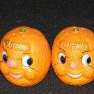 Oranges Salt & Pepper Shakers